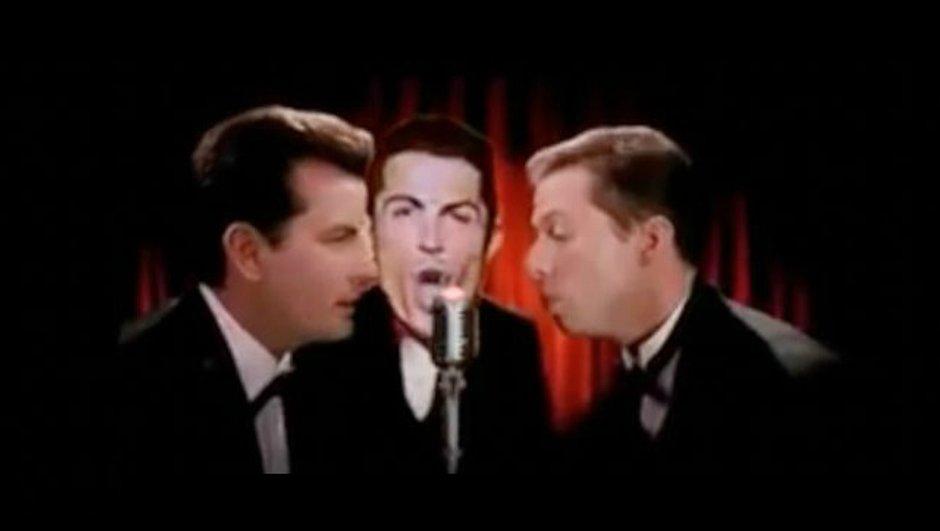 VIDEO Humour : le cri de Ronaldo parodié