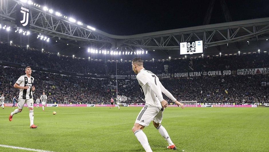 Serie A: Cristiano Ronaldo n'a pas suffi [Vidéo]