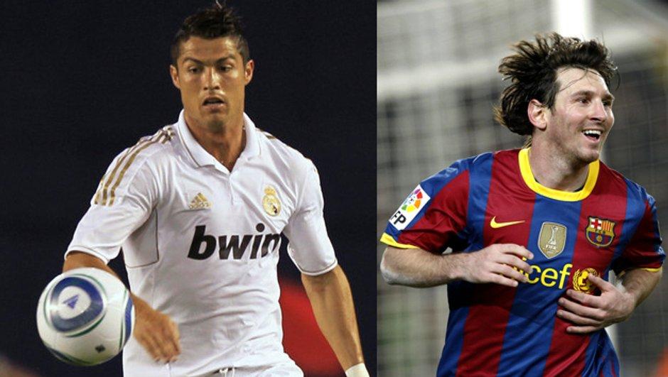 Real Madrid-FC Barcelone: suivre le Clasico en direct