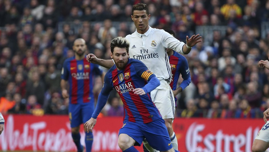 Ligue des champions - Messi plus efficace que la BBC du Real Madrid