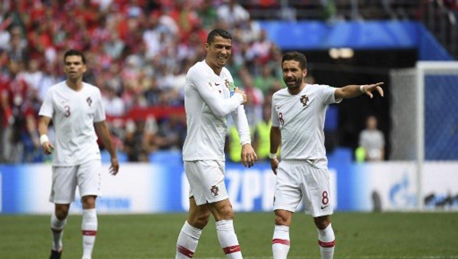 Rui Patricio, Pepe, Moutinho... Les précieux lieutenants de Ronaldo