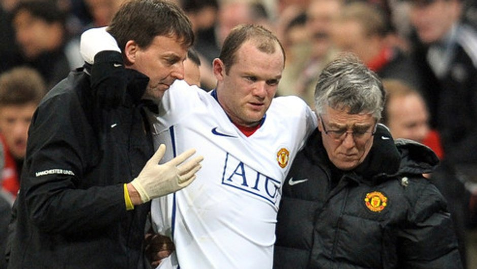 Mondial 2010 : plus de peur que de mal pour Rooney