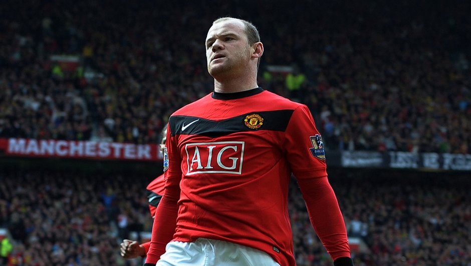 Manchester United - Manchester City : Wayne Rooney vs. Carlos Tevez
