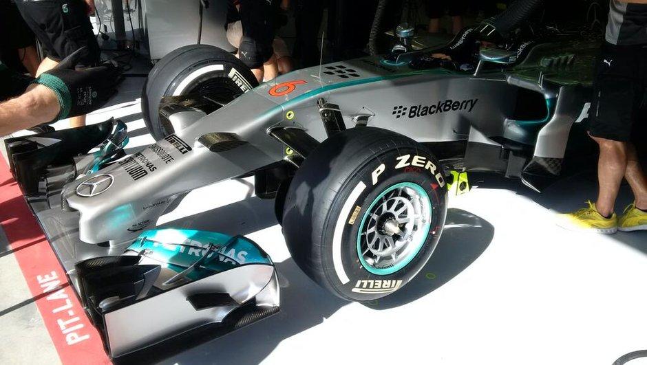 F1 2014 - Grand Prix de Bahreïn : Hamilton le plus rapide aux essais libres 3