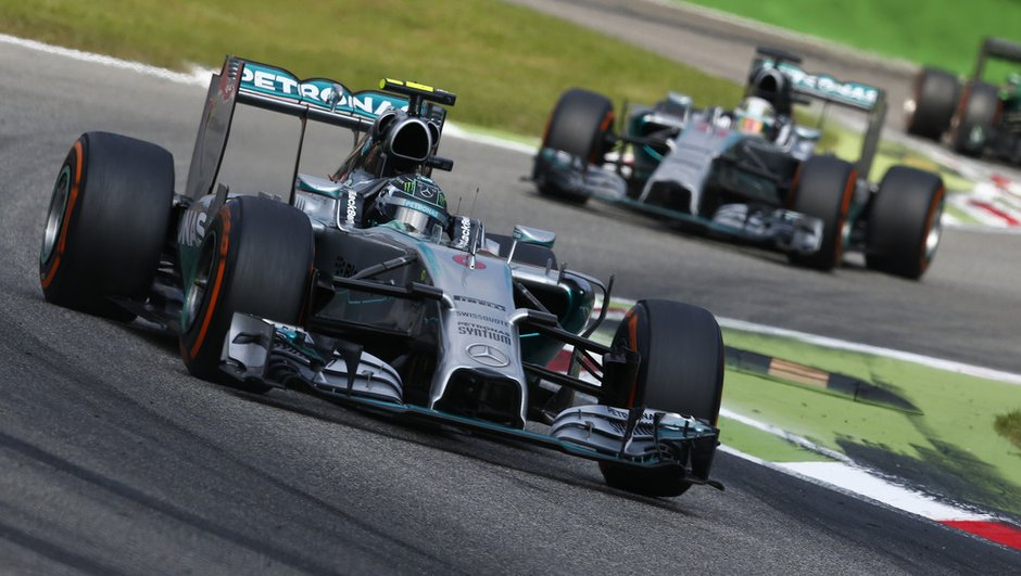 F1 - Qualifications GP des Etats-Unis 2014 : Rosberg devance Hamilton pour la pole position