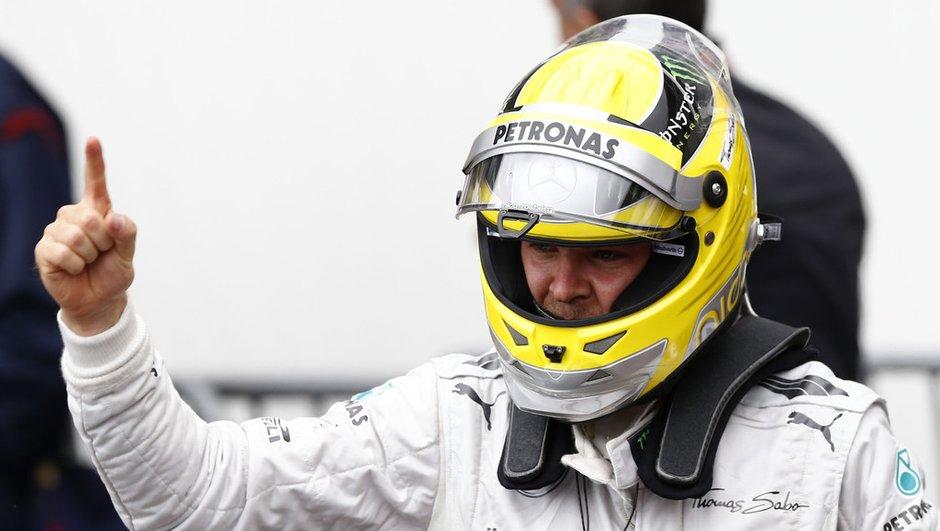 F1 - GP de Monaco : un sans faute pour Rosberg