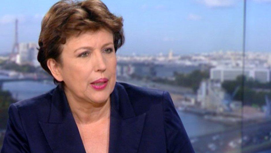 Affaire Anelka : Roselyne Bachelot fait pleurer les Bleus