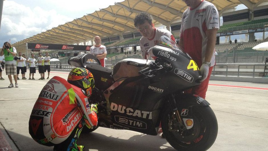 MotoGP 2012 : résultats des premiers tests à Sepang