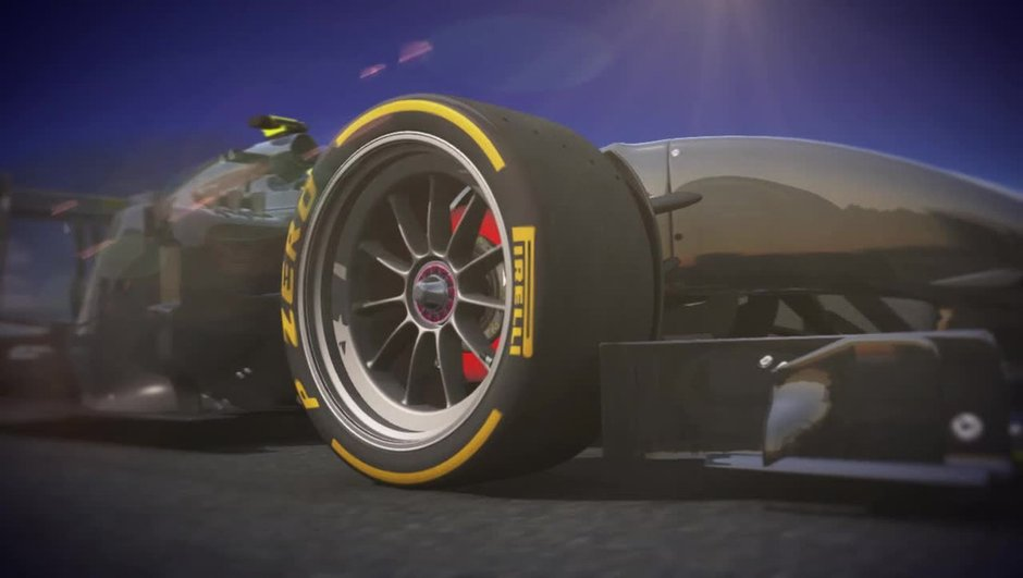 F1 : les nouvelles roues 18 pouces à l'essai ce mercredi