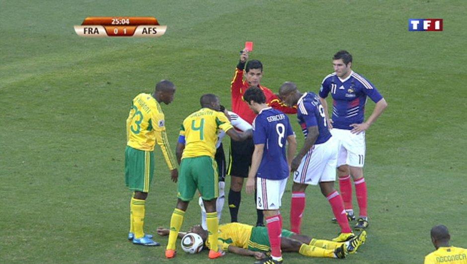 Polémique sur l'arbitrage de la Coupe du Monde