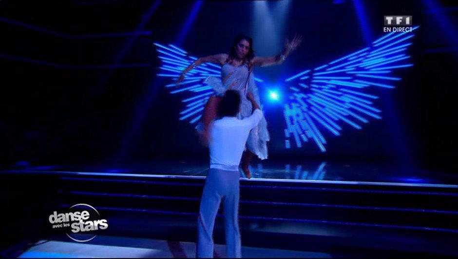 Danse avec les Stars 4 : le face-à-face de trop pour Laury Thilleman...