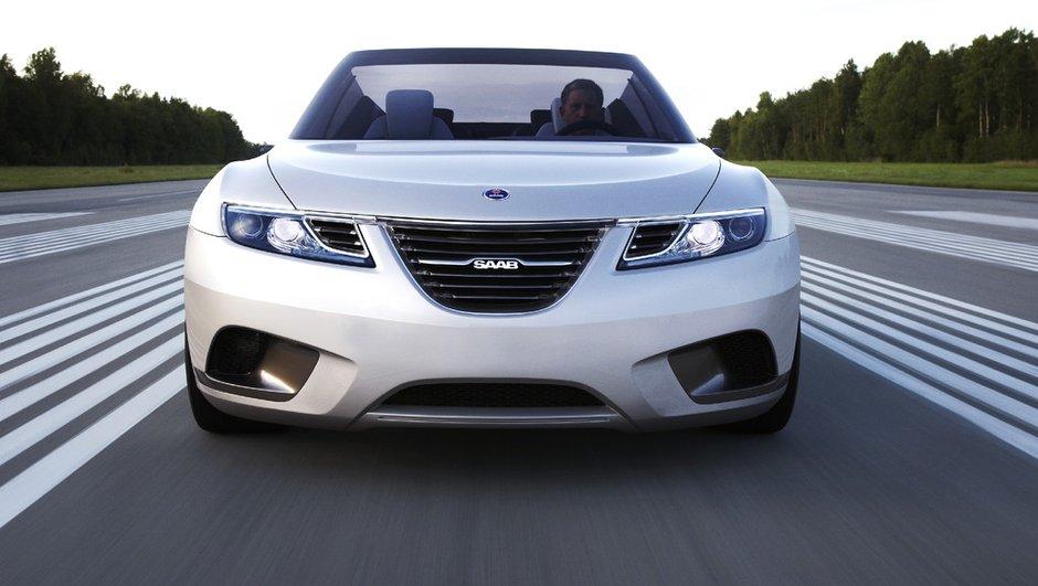Un concept Saab 9-3 pour le salon de Genève