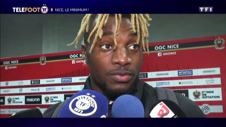 Ligue 1: Bonne opération pour Nice, Guingamp s'enfonce