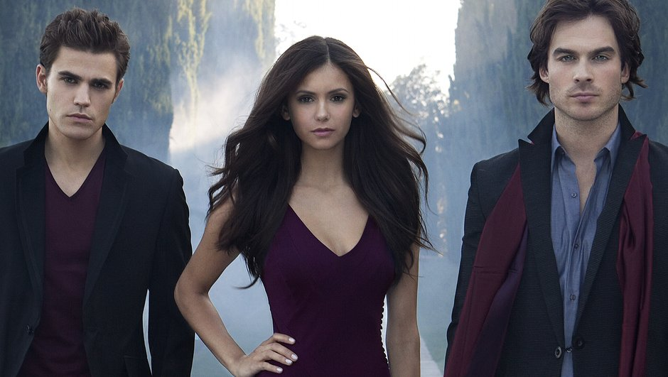 Vampire Diaries : L'intégrale de la première saison en replay