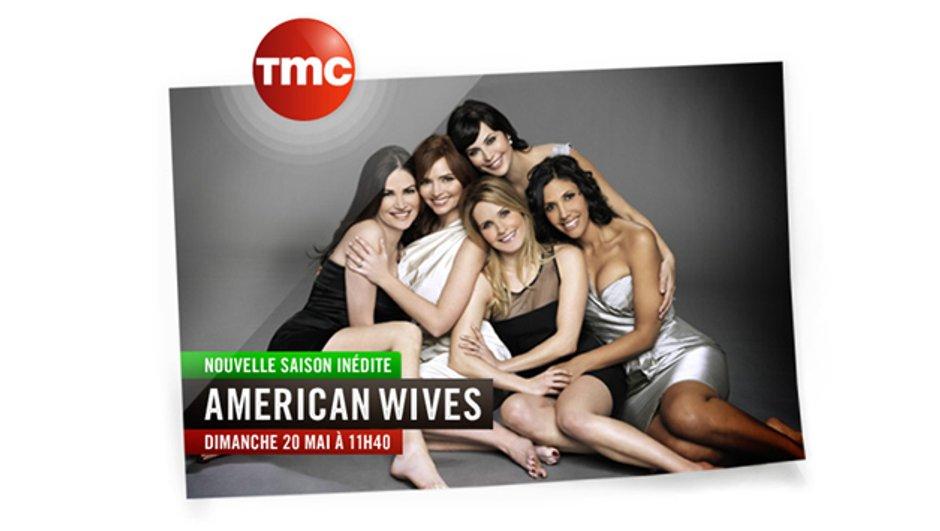 Retrouvez la saison 5 inédite d'American Wives, le 20 mai sur TMC !