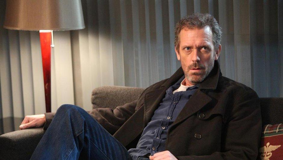 Hugh Laurie décroche son étoile !