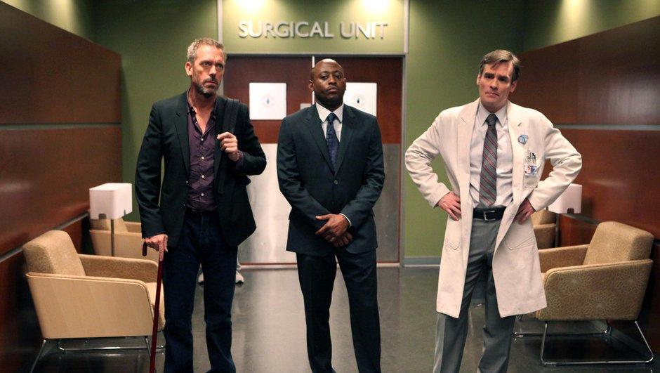 Dr House-Saison 8: épisode 3 bis et épisode 4 bis