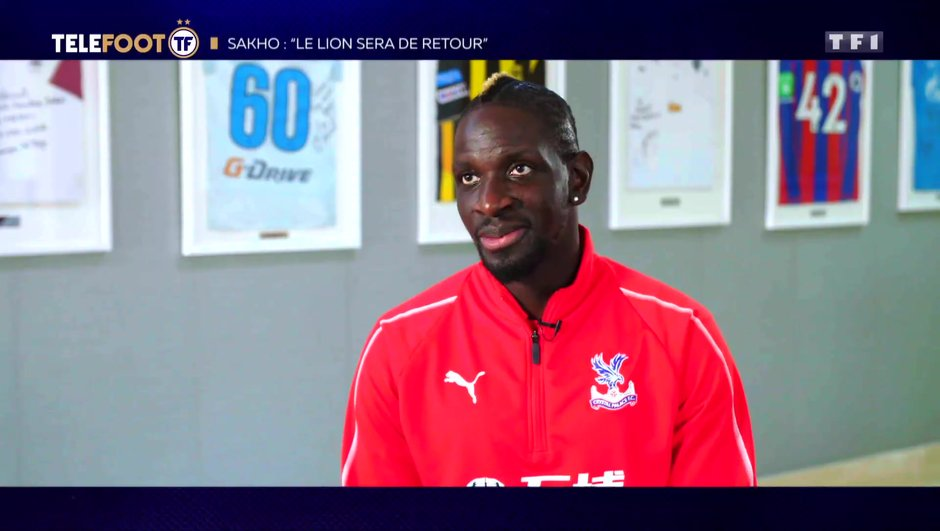 """[EXCLU Téléfoot 28/04] - Sakho : """"Si le PSG peut gagner la Ligue des champions ? J'y crois"""""""