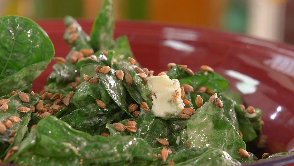 salade-d-epinards-a-l-epeautre-grille-roquefort-1418141