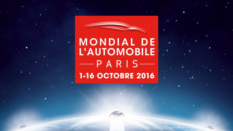 Mondial Automobile de Paris 2016 : affiche et dates du salon révélées
