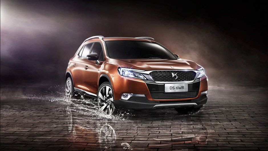 Salon de Pékin 2014 : DS 6WR, le SUV haut de gamme débarque