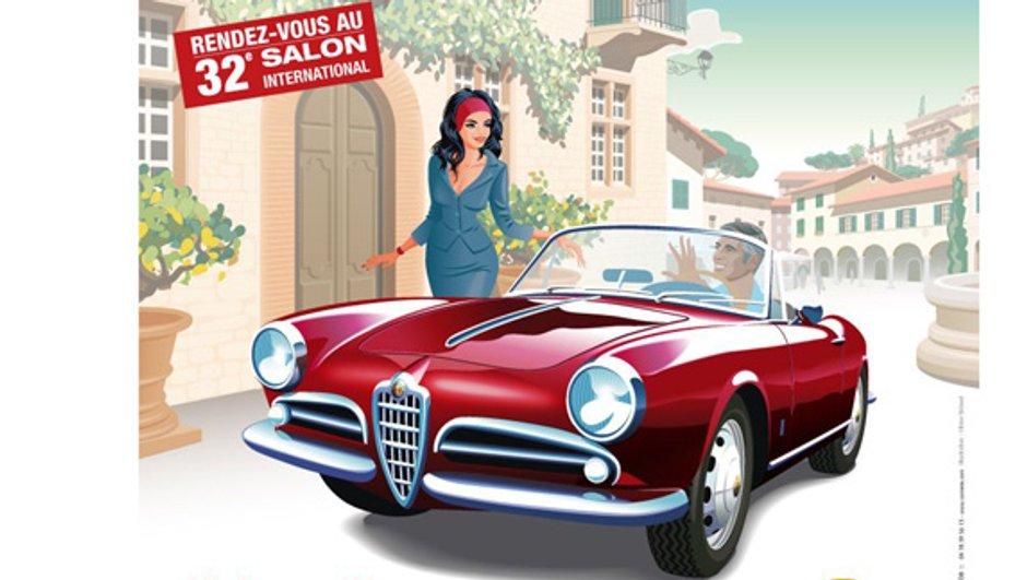 Epoqu'auto 2010 : le salon des anciennes du 5 au 7 novembre