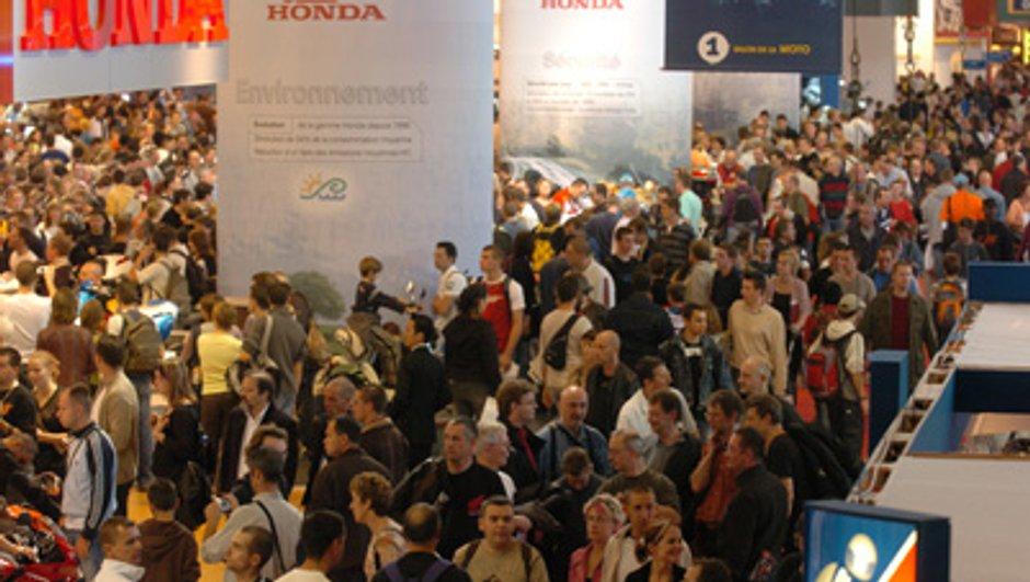 Salon de la Moto, Scooter, Quad 2011 de Paris : un succès