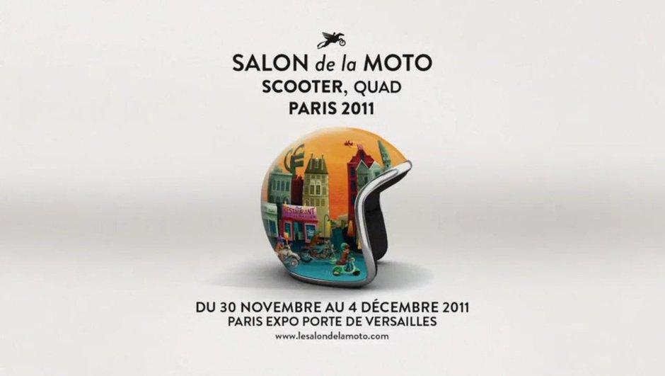 Salon de la Moto, Scooter et Quad 2011 : le 2-roues en force à Paris