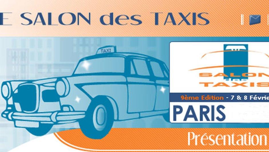 Le Salon des Taxis les 7 et 8 février à la Porte de Versailles