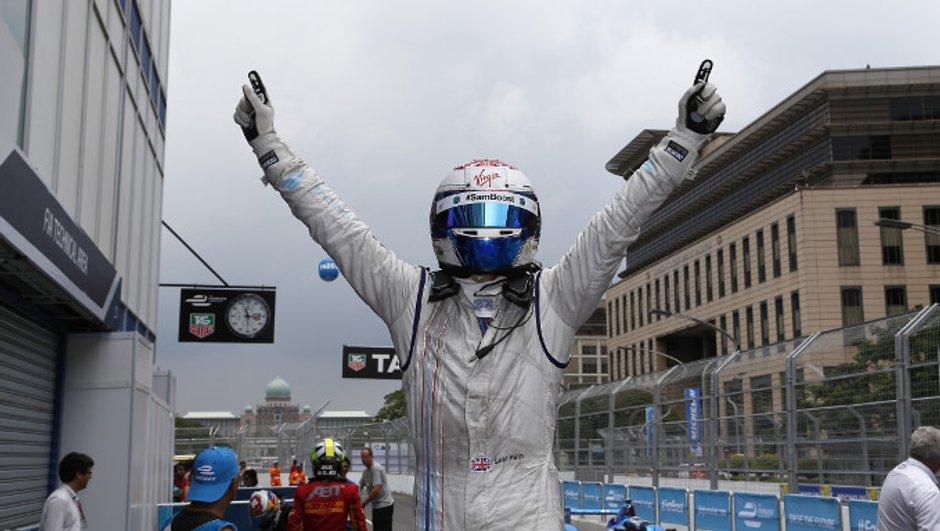 Formula E - ePrix Putrajaya 2014 : Sam Bird remporte la deuxième course