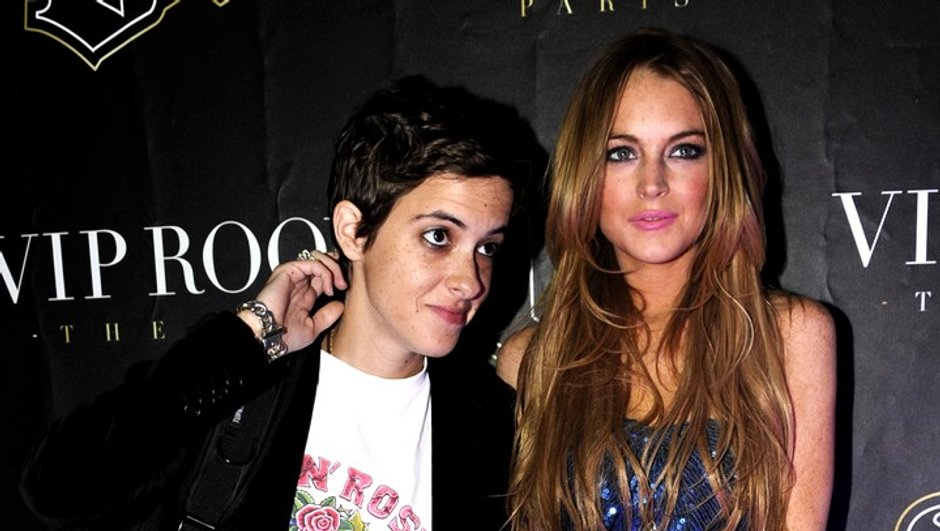 Lindsay Lohan : Samantha Ronson lui rend visite en prison