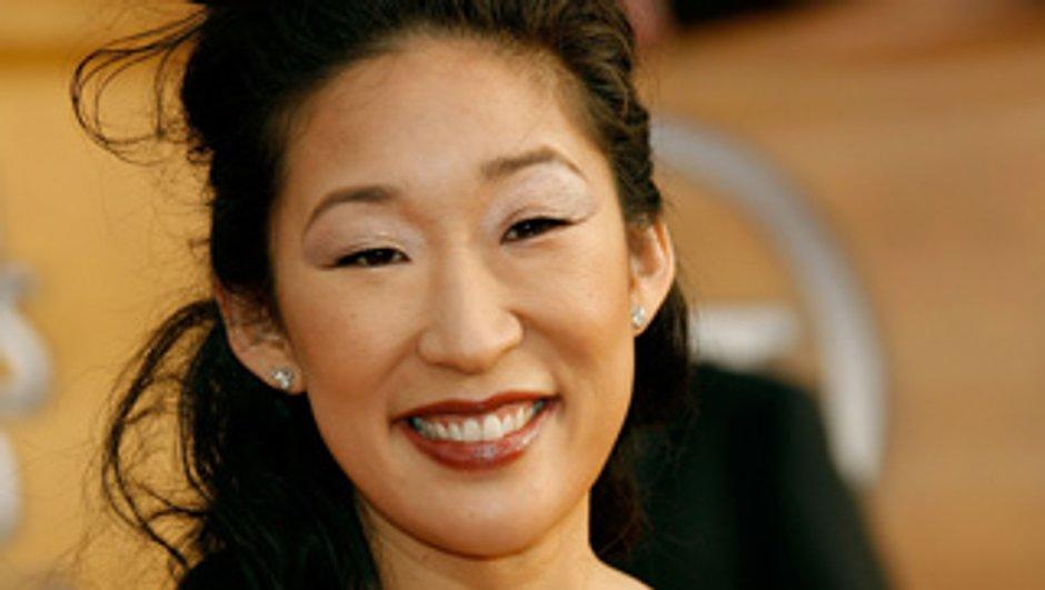 Ça y est ! Sandra Oh (Cristina Yang) a fait son retour à la télé