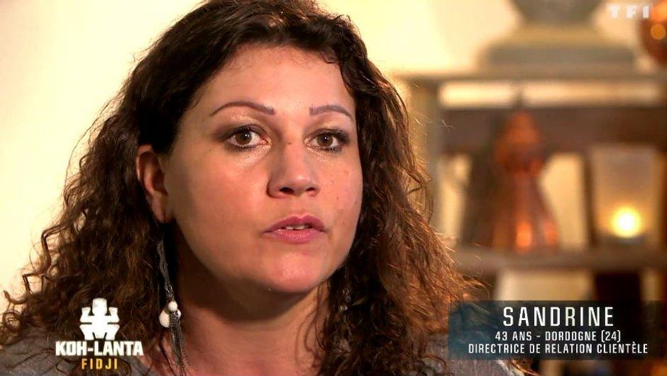 Découvrez Sandrine, nouvelle aventurière de l'émission (VIDEO)