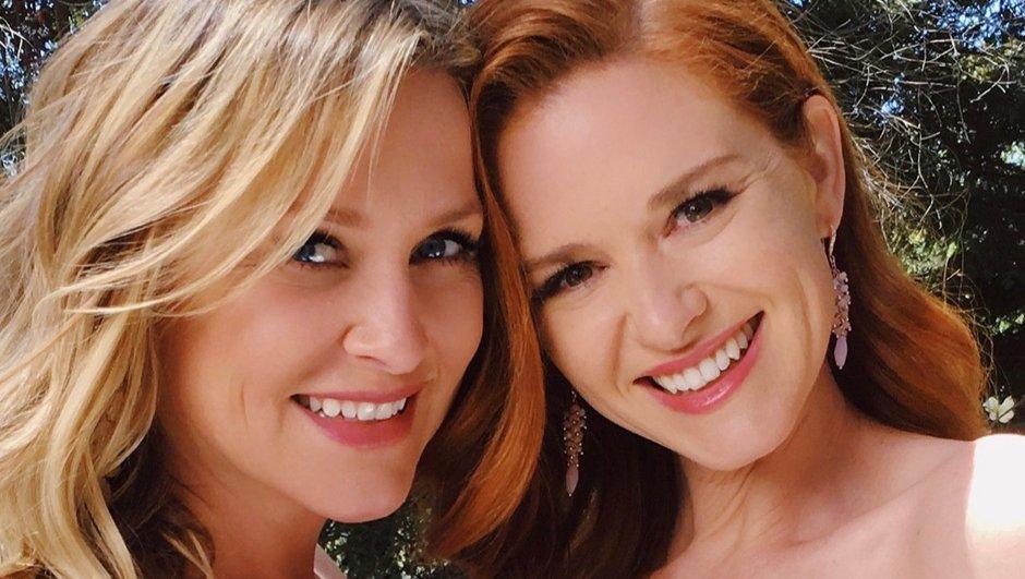 Sarah Drew et Jessica Capshaw font leurs adieux à la série après la diffusion du final de la saison 14