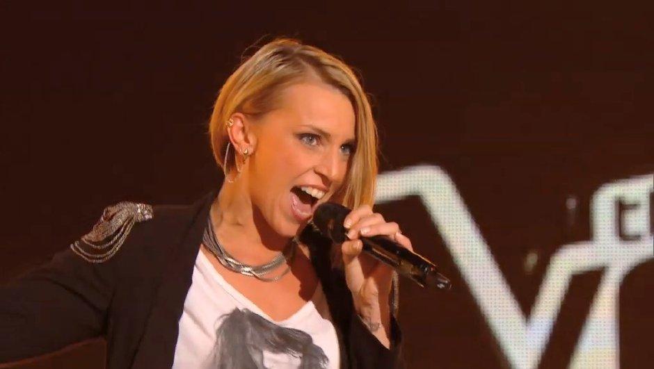 """The Voice 3 : Sarah Jad, tout en douceur sur """"With or without you"""" de U2"""