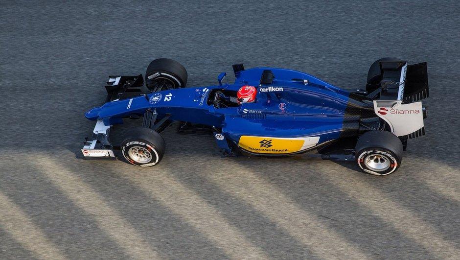 F1 2015 - Essais de Jerez J3 : Nasr et Sauber en haut de la feuille des temps