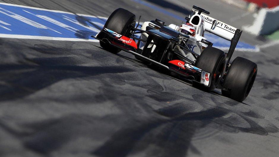 F1 : résultats de la dernière journée d'essais à Barcelone