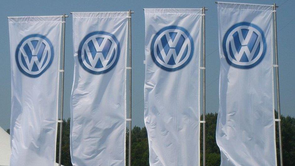 """Volkswagen toujours plongé dans la tourmente du """"Dieselgate"""""""