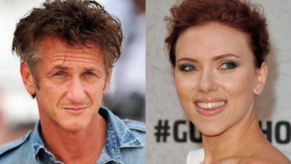 Scarlett Johansson livre des détails sur son histoire avec Sean Penn