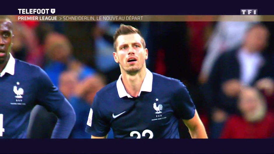 """[Exclu Téléfoot 05/02] - Schneiderlin : """"J'espère revenir en équipe de France"""""""