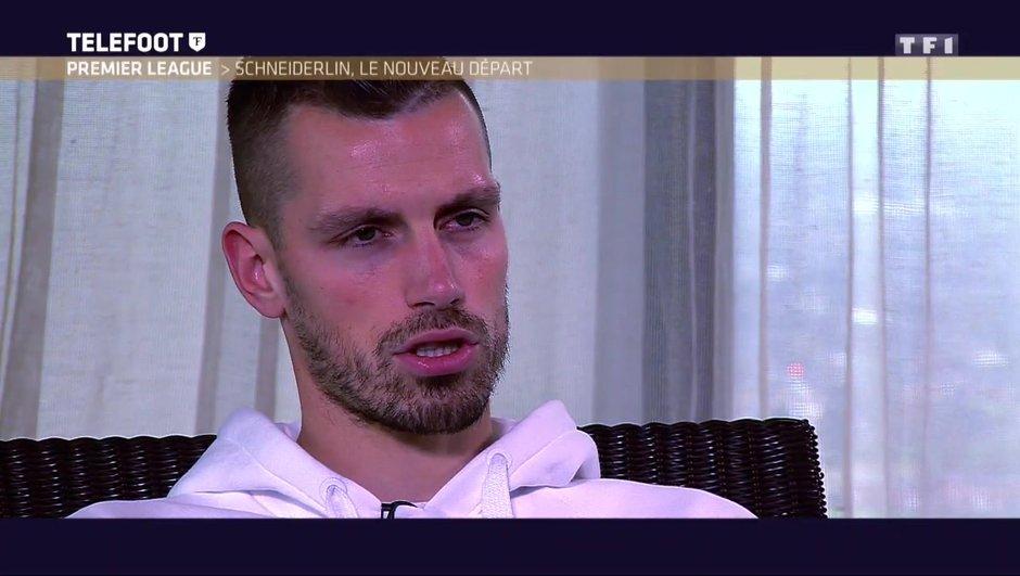 """[Exclu Téléfoot 05/02] - Schneiderlin : """"Il n'y a pas eu de discussions très avancées avec l'OM"""""""