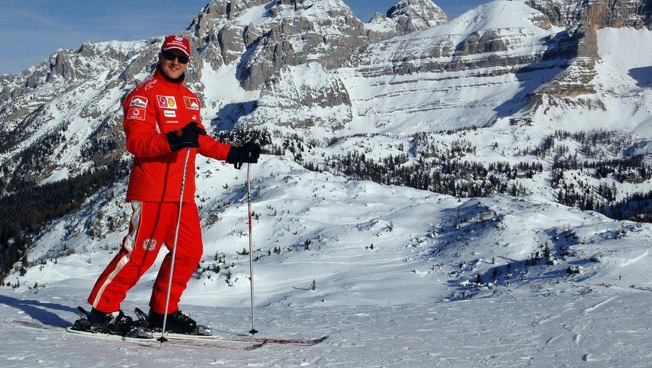Michael Schumacher : le septuple champion allemand de F1 ne répondrait pas aux stimuli