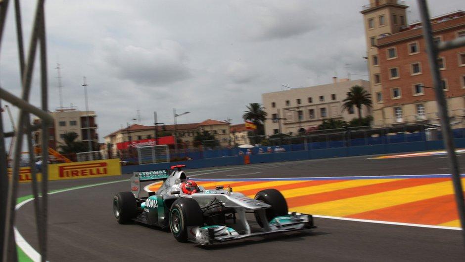 F1 - Le GP d'Europe en détails