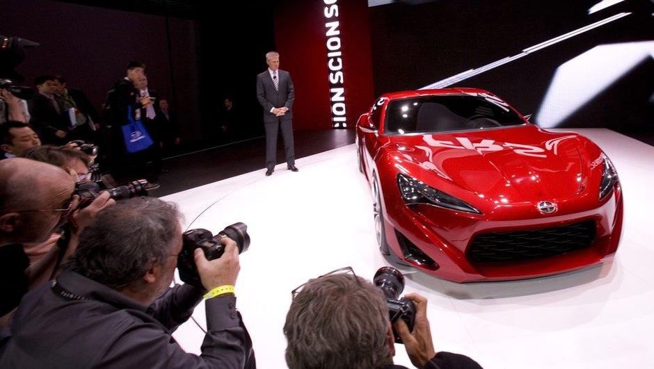 Scion FR-S Concept : la future Toyota 86 se précise !