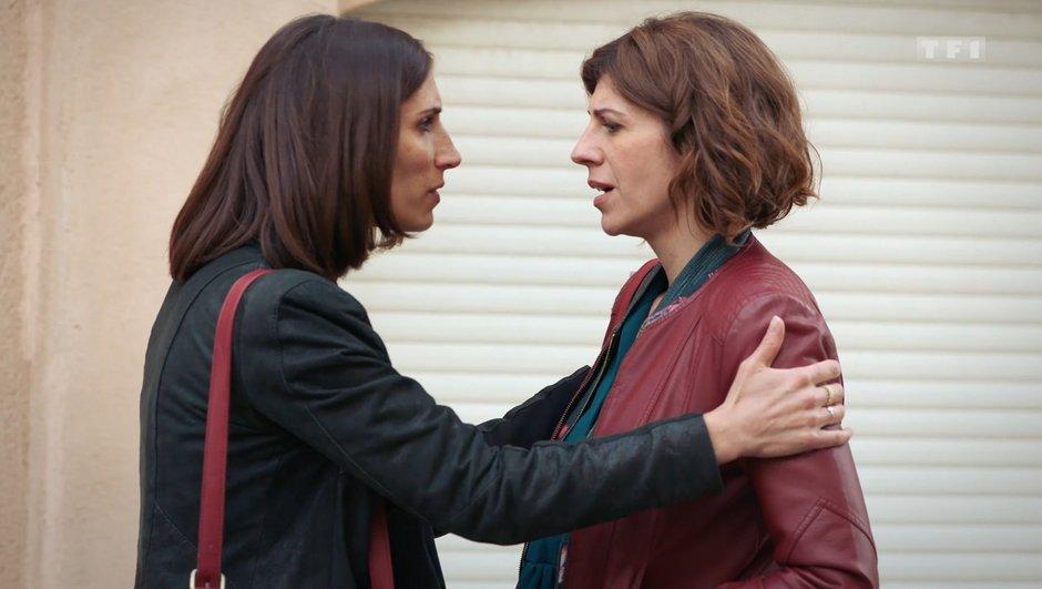 Demain nous appartient - Dans l'épisode 454 : Clap de fin entre Sandrine et Morgane (REPLAY)