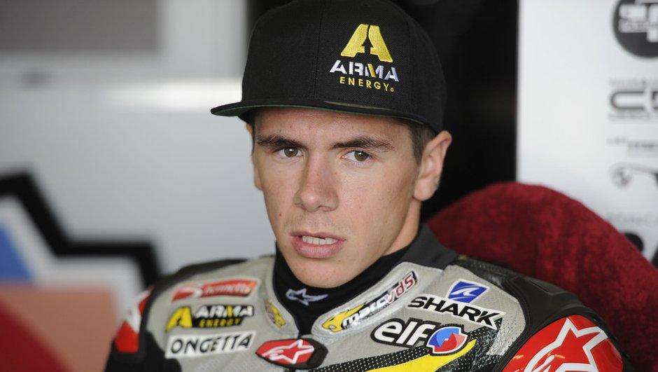 Moto GP: Scott Redding en sera en 2014, mais où?