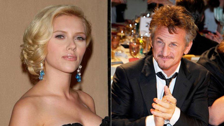 Sean Penn et Scarlett Johansson : des amoureux maudits