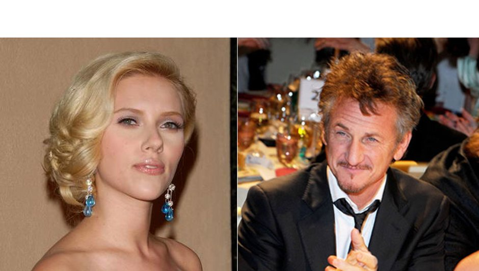 Scarlett Johansson et Sean Penn : ils s'aiment en public