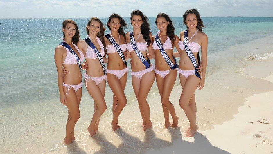 Miss France 2012 : Les 33 Miss défilent à Mexico (VIDEO)