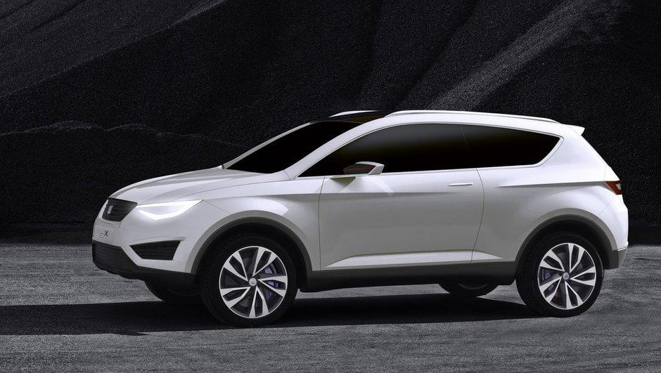 SEAT confirme un SUV pour l'année 2016